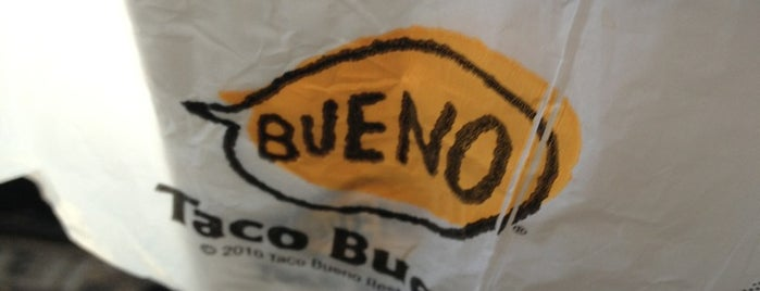 Taco Bueno is one of Personal.