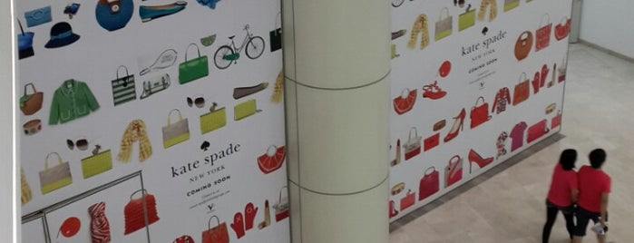 Kate Spade is one of Gurney Paragon.