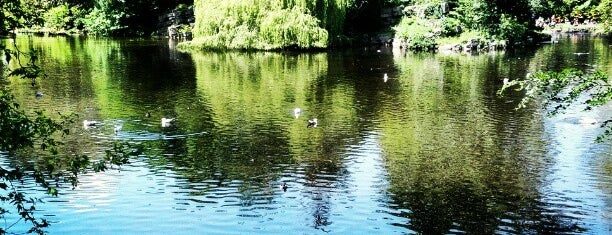 St Stephen's Green is one of Dublin.