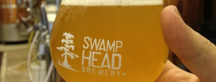 Swamp Head Brewery is one of GAINESVILLE, FL.