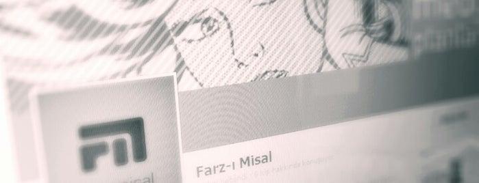 Farzi Misal Alternatif Medya Planlama is one of Açıkhava Mecraları.