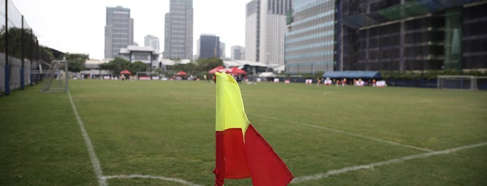British School Manila Football Pitch is one of Places I Need To Visit.