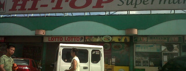 Hi-Top Supermart is one of fave spot.