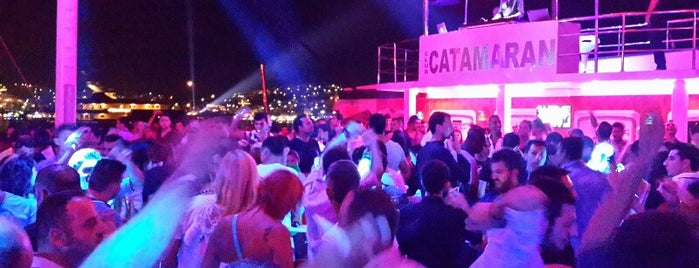Club Catamaran is one of Bodrum - List -.