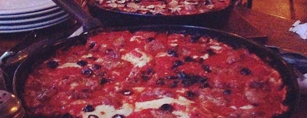 Pequod's Pizzeria is one of Chicago.