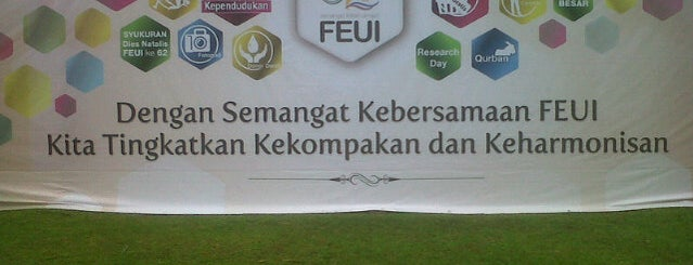 Dekanat Fakultas Ekonomi is one of Campus Explorer (Lokal).