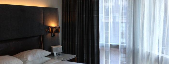 Hotel 48LEX New York is one of HYATT Hotels and Resorts.