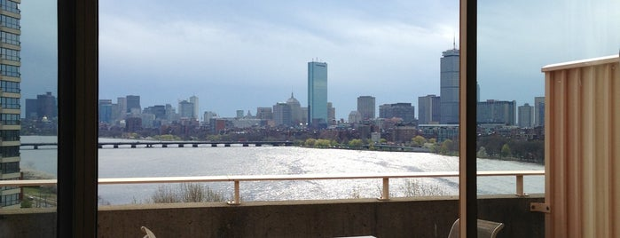 Hyatt Regency Cambridge - Overlooking Boston is one of HYATT Hotels and Resorts.