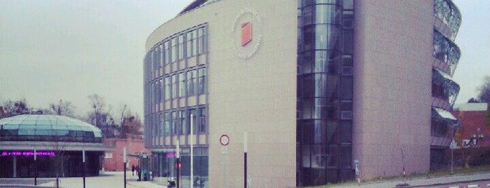 Univerzitní centrum U13 is one of The best venue of Zlin #4sqCities.