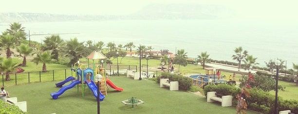Parque Yitzhak Rabin is one of Miraflores.