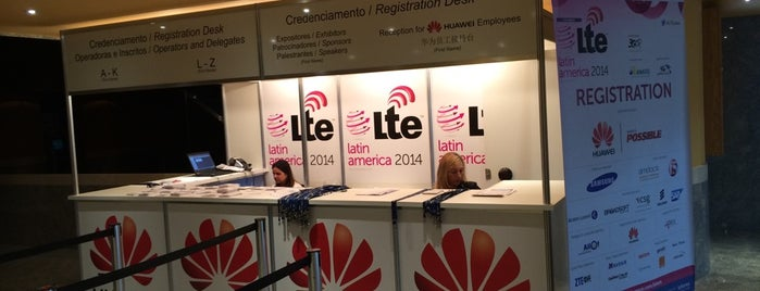LTE Latin America is one of OFFICE.