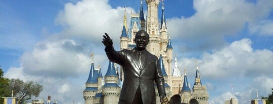 Magic Kingdom® Park is one of Bucket List.