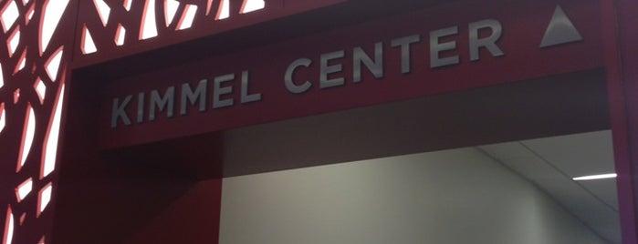 NYU Helen & Martin Kimmel Center for University Life is one of NYU Graduate Bucket List.