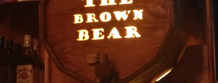 The Brown Bear is one of Pentwater Destinations.