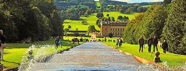 Chatsworth House is one of All-time favourites.