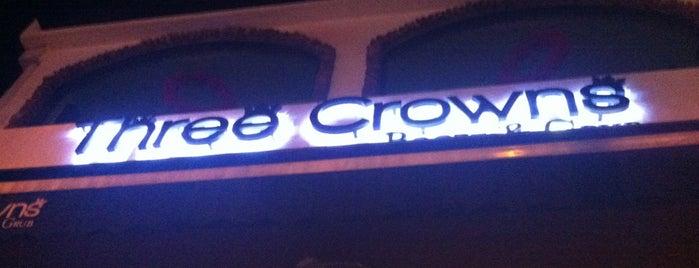 Three Crowns Booze & Grub is one of Micheenli Guide: Around Holland Village, Singapore.