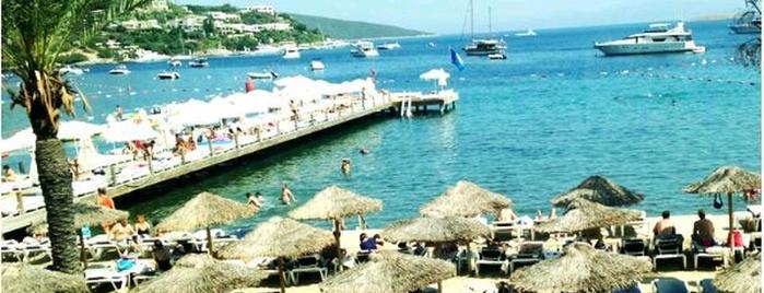 Voyage Türkbükü is one of Aegean Coast.