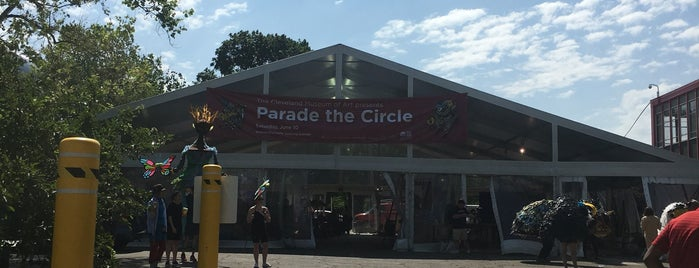Parade the Circle is one of Enjoy Cleveland.