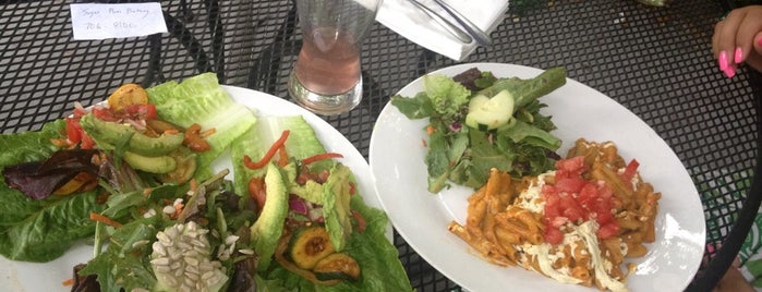 Sugar Plum Vegan Cafe is one of Gluten Free Dining Downtown Sacramento.