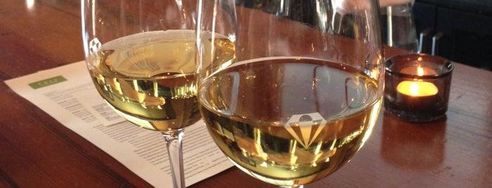 Tria Wine Room is one of Alyssa's University City.