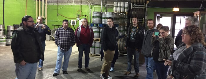 Quaff on Brewery is one of Brewery Bucket List.