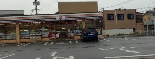 セブンイレブン 大牟田小浜店 is one of セブンイレブン 福岡.