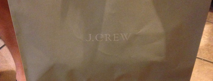 J.Crew is one of Best men's clothing store.