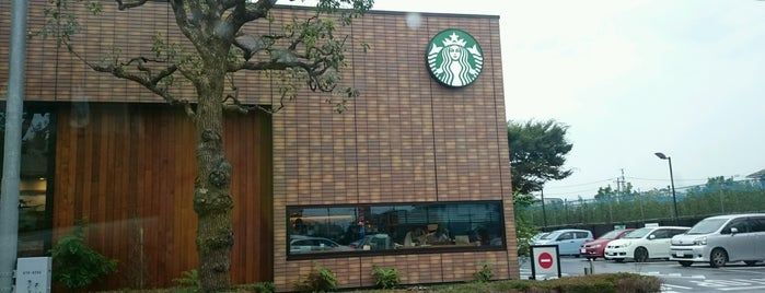 Starbucks Coffee 稲城東長沼店 is one of 電源 コンセント スポット.