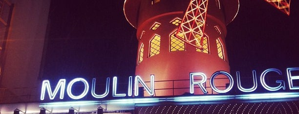 La Machine du Moulin Rouge is one of Paris: My nightlife spots!.
