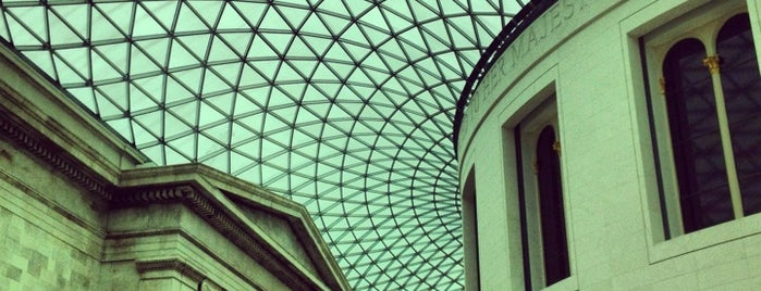British Museum Archives is one of London.