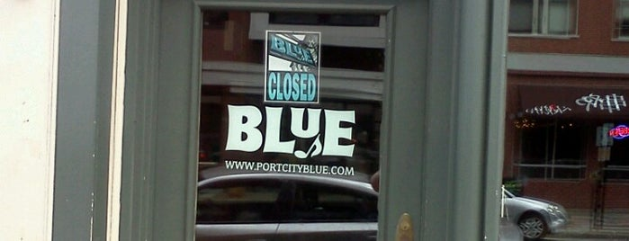 Blue is one of Top picks for Music Venues.