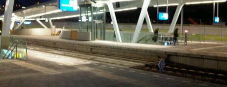 Station Arnhem Centraal is one of Hotspots in Arnhem by As We Speak.