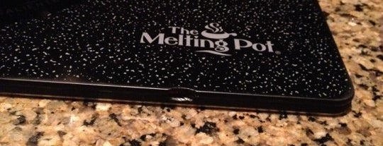 The Melting Pot is one of fave places.