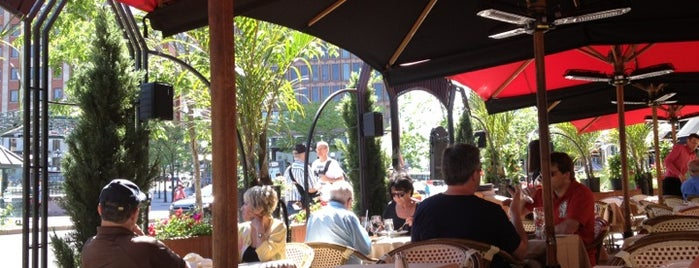 Ristorante Il Teatro is one of T's Foodie Lists: Quebec City.