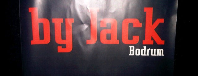 by Jack is one of Bodrums' populars.