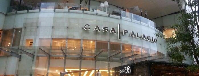 Casa Palacio is one of Kaufhaus.