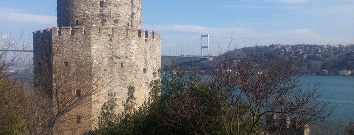 Rumeli Hisar Müzesi is one of İstanbul.