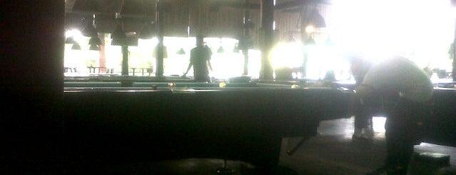 Barcode Pool Table is one of Bandung ♥.