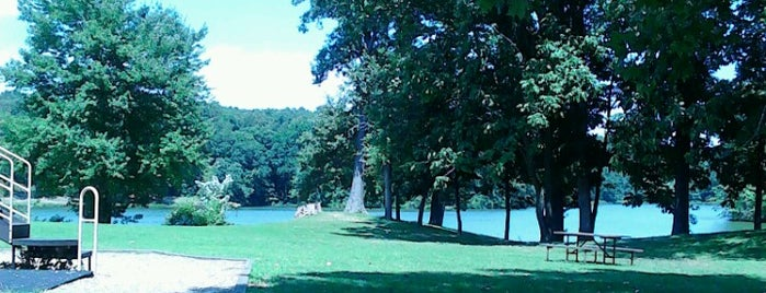 Lake Murphysboro State Park is one of Illinois: State and National Parks.