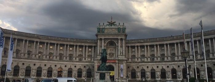 Hofburg Palace Ephesos Museum is one of Wien.