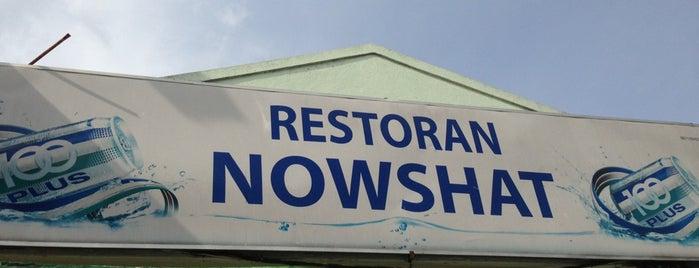 Restoran Nowshat is one of Eat Eat.