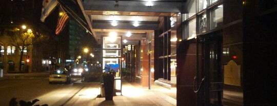 Omni Chicago Hotel is one of Bus Shuttle and Transportation Planning Services.