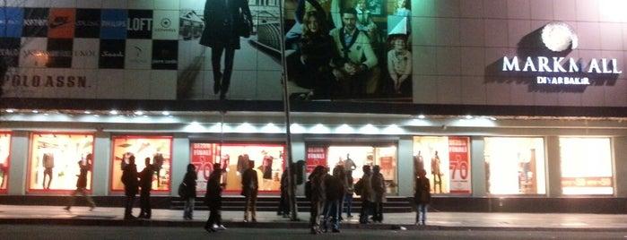 Markmall is one of ALIŞVERİŞ MERKEZLERİ / Shopping Center.