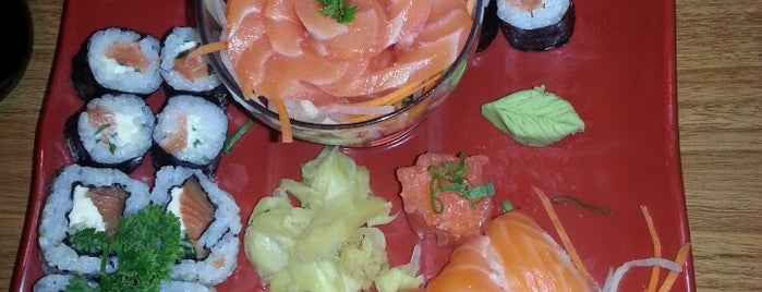 Bentô Sushi Lounge is one of Guide to Porto Alegre's best spots.