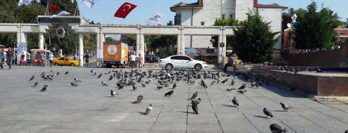 Bakırköy Özgürlük Meydanı is one of destinations  :P.