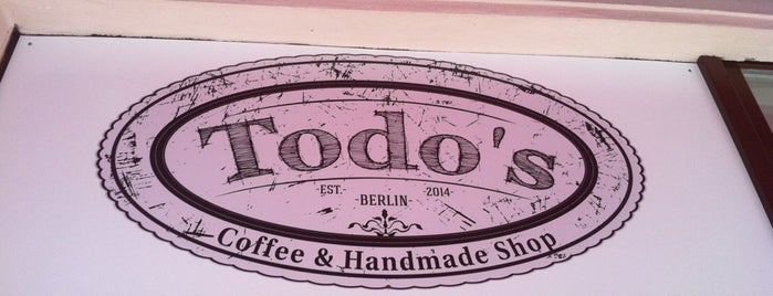 Todo's is one of Sweets In Berlin.