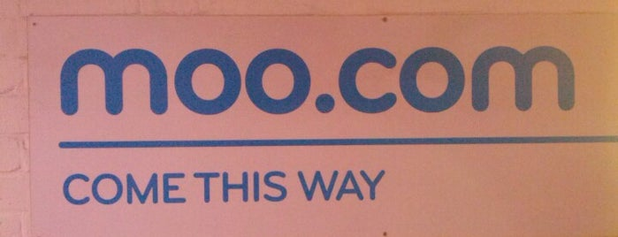 MOO HQ is one of Tech Trail: London.