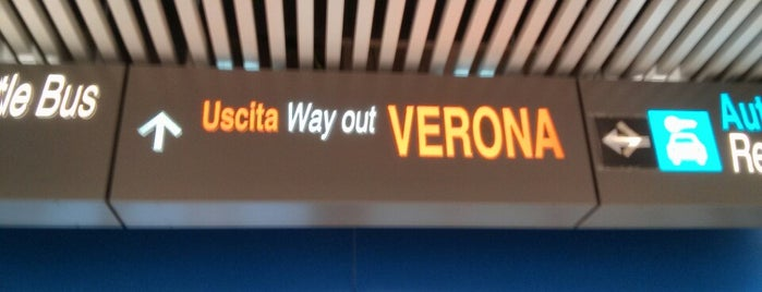 Aeroporto di Verona Villafranca (VRN) is one of Italy 2014.