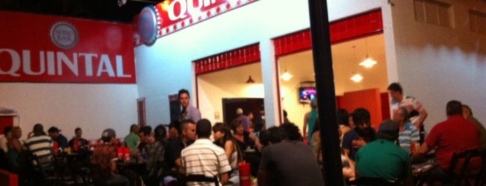 Quintal Bar is one of Bohemia minha! =).
