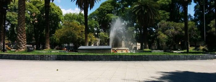 Plaza Chile is one of Mendoza de dia.